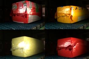 Verpackung von Käse automatisch kontrollieren